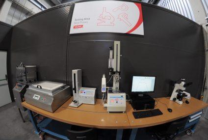 Pouch Lab test e studio dei materiali per il packaging flessibile