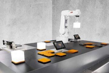 Levitazione magnetica ACOPOS 6D anche per il settore alimentare