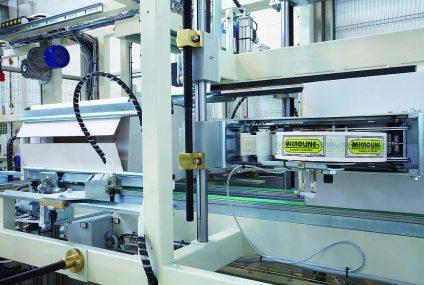 Macchine per fine linea: partnership Microline e Paperdì nel largo consumo
