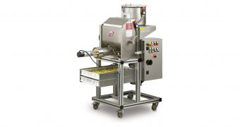 Macchina SG30 per la produzione di pasta: estrusione senza interruzioni
